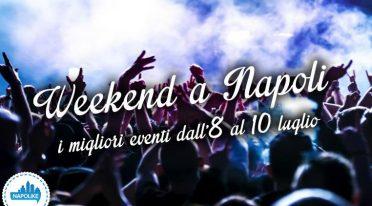 Veranstaltungen in Neapel Wochenende 8, 9 und 10 Juli 2016