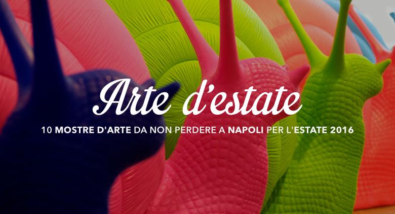 mostre d'arte a Napoli