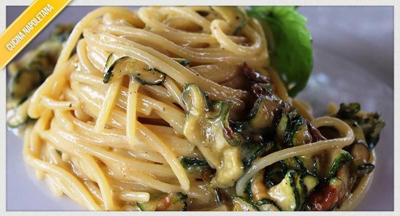 Ricetta degli spaghetti alla Nerano