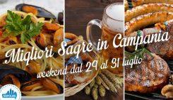 Le migliori sagre in Campania nel weekend dal 29 al 31 luglio 2016 | 7 consigli