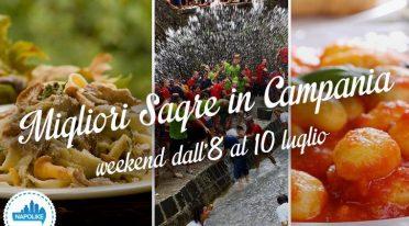 Sagre in Campania weekend 8, 9 e 10 luglio 2016