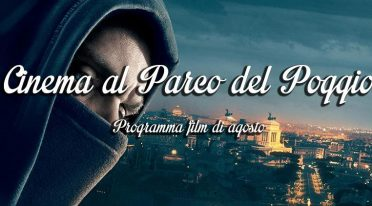 Programma film al Parco del Poggio agosto 2016