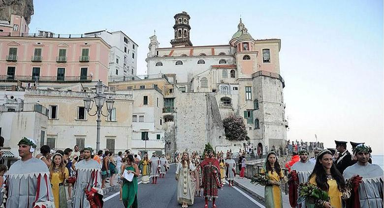 Capodanno Bizantino 2016 ad Amalfi