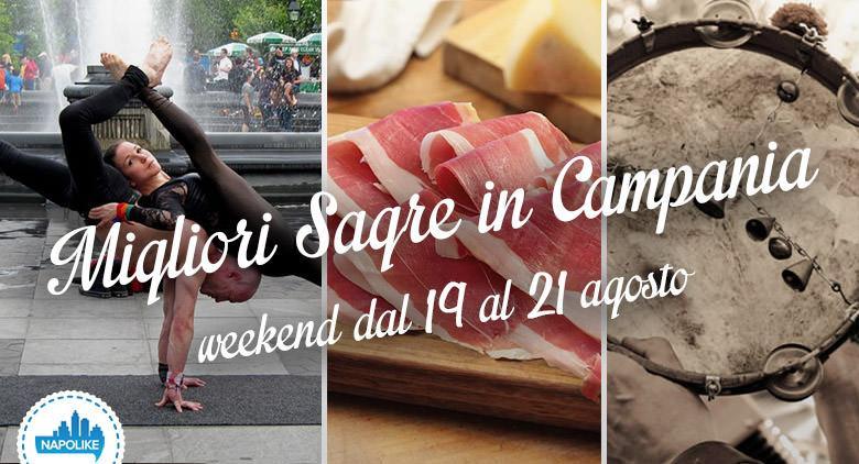 Sagre in Campania nel weekend dal 19 al 21 giugno 2016