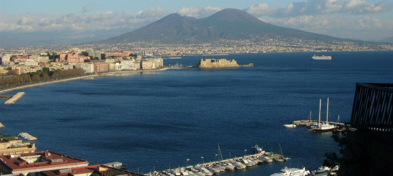 Napoli dall\'alto, i migliori punti panoramici per ammirare vedute ...