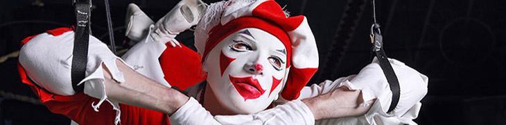 Acrobata del circo