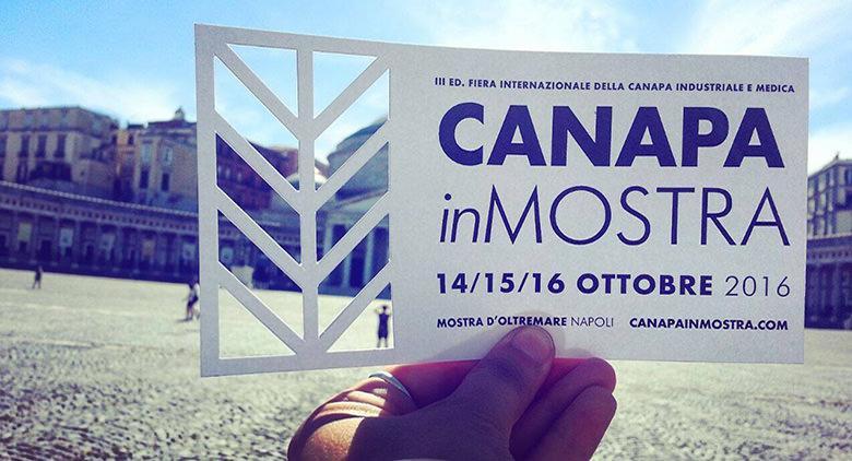 Canapa in Mostra 2016 a Napoli