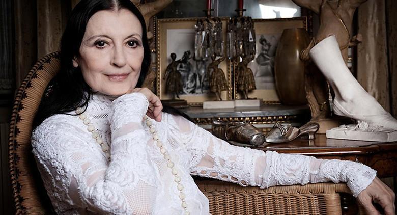 Serate per Carla Fracci al Teatro San Carlo
