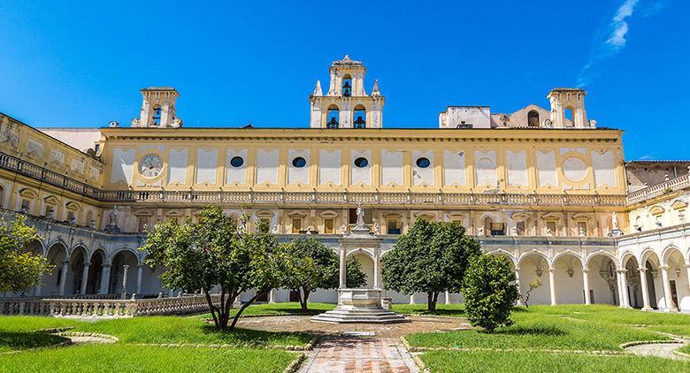 Giornate Europee del Patrimonio 2016 a Napoli: musei a 1 euro di sera