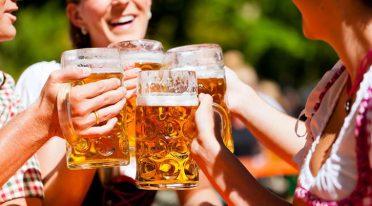 Bierfeste in Kampanien zum 2016 Oktoberfest