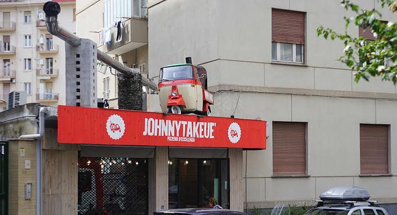 Pizzeria Johnny Take Uè al Vomero