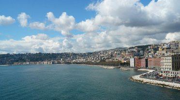 Ufergegend von Neapel