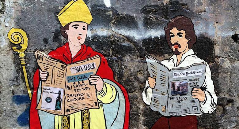 Murale-San-Gennaro-Caravaggio-Napoli