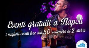 أحداث مجانية في نابولي خلال عطلة نهاية الأسبوع من سبتمبر 30 إلى 2 أكتوبر 2016