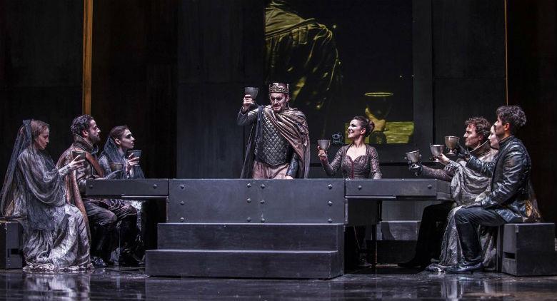 Macbeth al Teatro Mercadante di Napoli, regia di Luca De Fusco