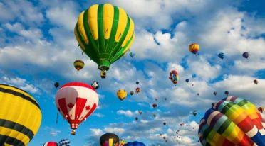Meet 2016 hot air balloons in Spanish Fort Monaco