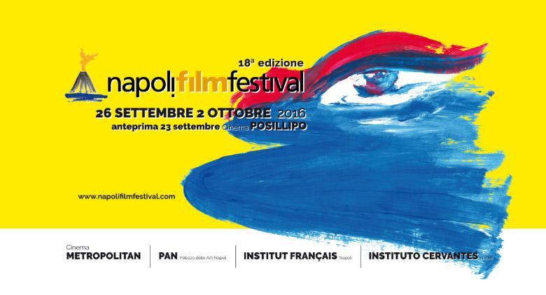 Locandina del Napoli Film Festival 2016