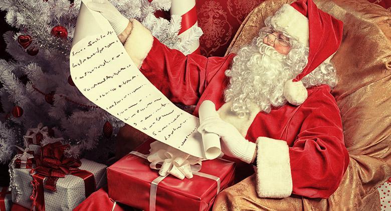 Babbo Natale E Gli Elfi.Santa Claus Village Alla Mostra D Oltremare Il Villaggio Di Babbo