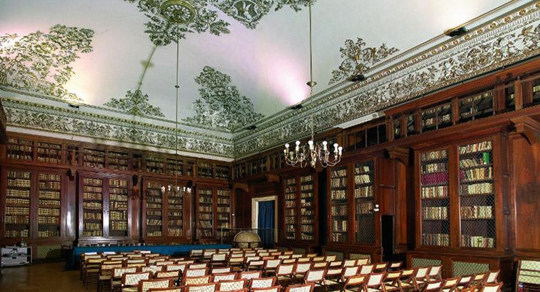 Biblioteca Nazionale di Napoli Vittorio Emanuele III