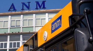 Service de bus ANM Naples pour la commémoration des morts 2016