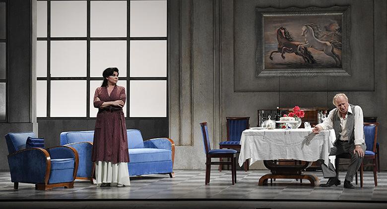Filumena Marturano al Teatro Diana di Napoli
