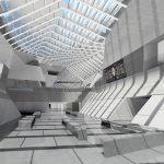 La Hall della stazione di Afragola