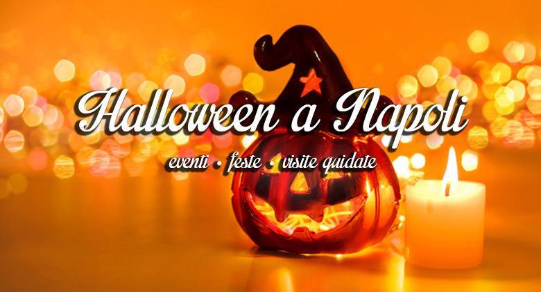 Halloween 2016 a Napoli con eventi, feste e visite guidate