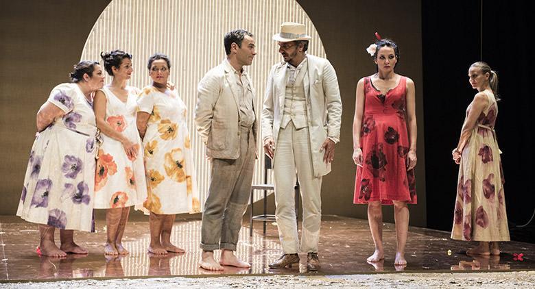 Liolà al Teatro San Ferdinando di Napoli