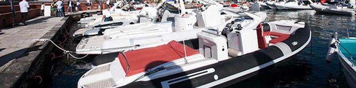 Imbarcazioni al Circolo Posillipo