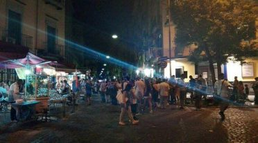 Notte Bianca 2016 Borgo Vergini那不勒斯