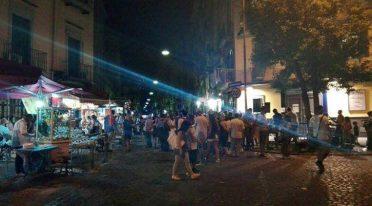 Weiße Nacht 2016 Borgo Vergini Neapel