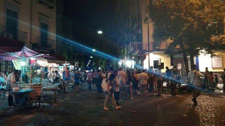 Notte Bianca 2016 Borgo Vergini Napoli