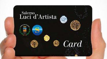 Salerno Luci d'Artista Card