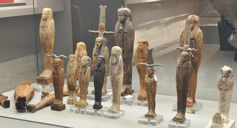 Visite guidate e conferenze alla sezione Egizia al Museo Nazionale a Napoli