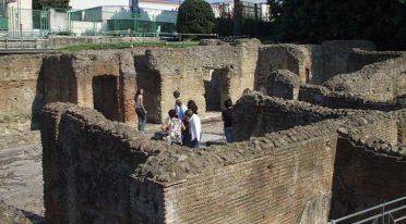 Visite guidate gratuite alle Terme Romane di Via Terracina a Napoli