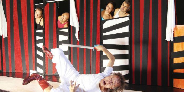 Anelante di Reza Mastrella al Teatro Bellini di Napoli
