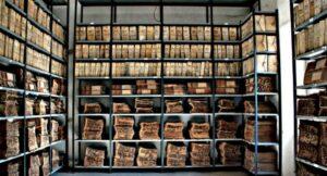 تجول النفوس في الأرشيف التاريخي للبانكو دي نابولي