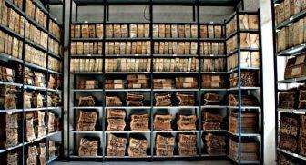 Anime Vaganti all'archivio storico del banco di napoli