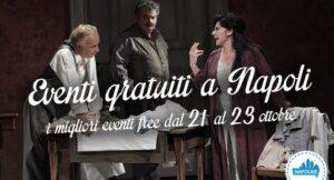 Kostenlose Events in Neapel am Wochenende von 21 bis 23 Oktober 2016