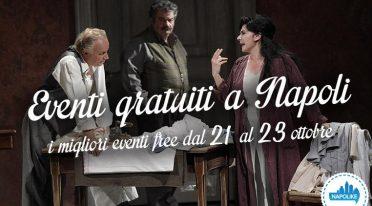 أحداث مجانية في نابولي خلال عطلة نهاية الأسبوع من 21 إلى 23 October 2016