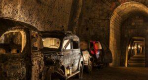 معرض بوربونيك من نابولي مدخل استثنائي إلى 2 اليورو