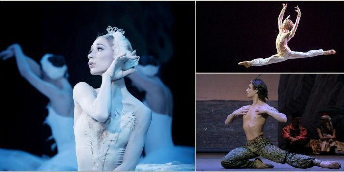 Il Lago dei Cigni e Il Corsaro in scena al Teatro San Carlo di Napoli