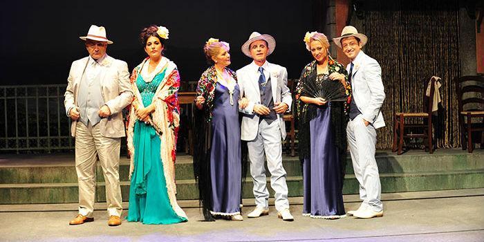 La festa di Montevergine Teatro Sannazaro