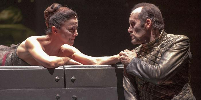 Macbeth Teatro Mercadante Napoli