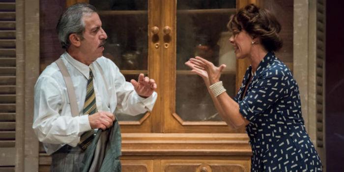 Non ti pago della Compagnia di Luca De Filippo al Teatro Diana di Napoli