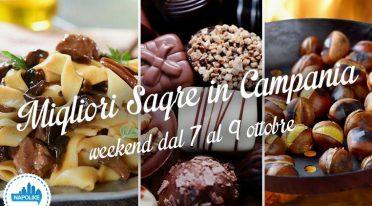 Sagre in Campania nel weekend dal 7 al 9 ottobre 2016