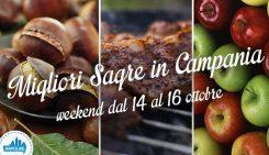 Sagre in Campania nel weekend dal 14 al 16 ottobre 2016