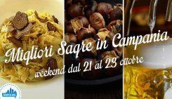 Sagre in Campania nel weekend dal 21 al 23 ottobre 2016