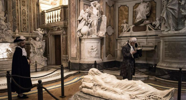 Il Testamento di Pietra alla Cappella Sansevero