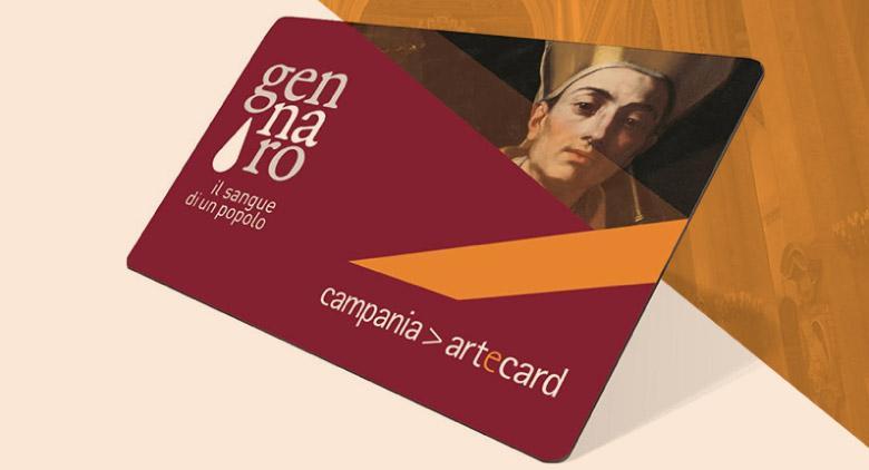 San Gennaro Card per visitare i luoghi del Santo